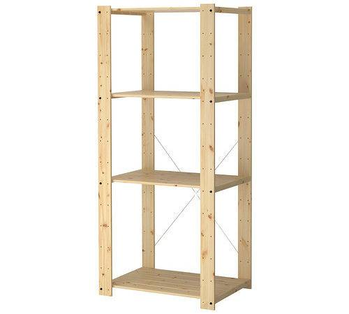 Gorm Shelving Unit Ikea