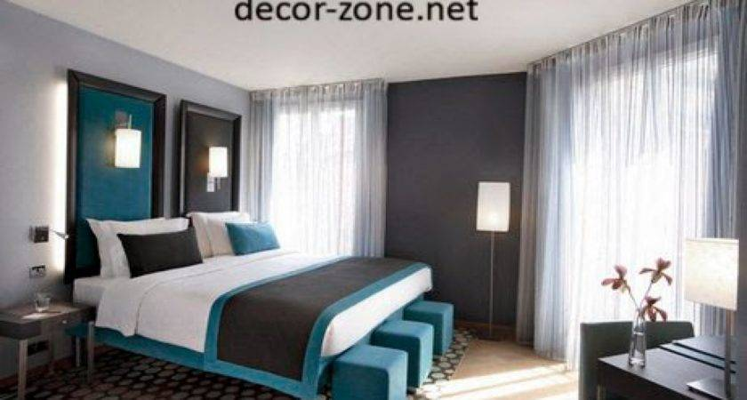 Gray Blue Bedroom Paint Color