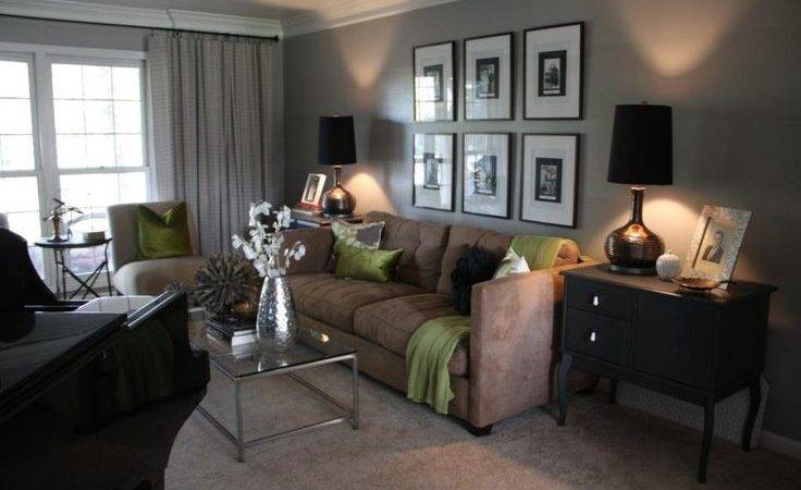 Gray Brown Living Room Ideas Coma