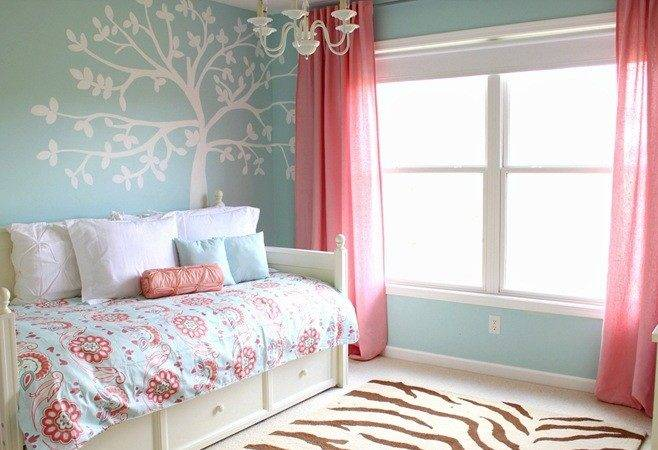Gray Coral Bedroom Ideas