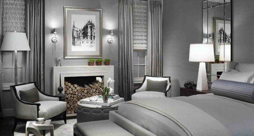 Gray Master Beautiful Elegant Grey Bedrooms