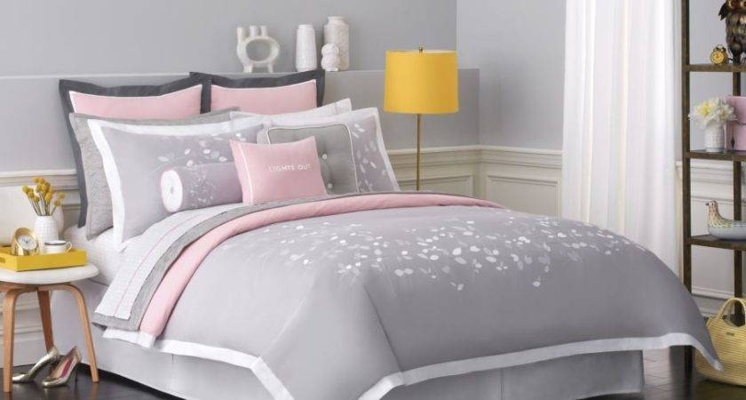 Gray Pink Bedroom Grey Ideas