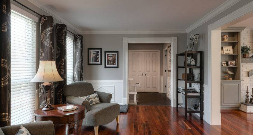 Gray Tones Living Room Kathy Arnold Painting Remodeling