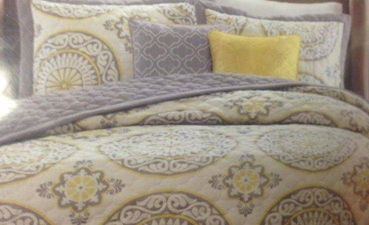 Gray Yellow Quilts Nnect
