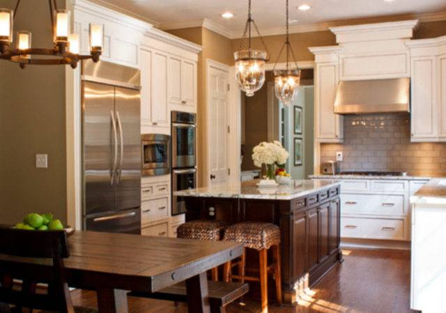 Great Ideas Remodeling Small Kitchens