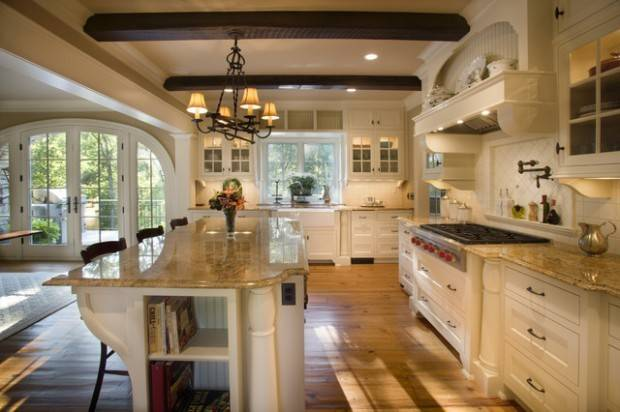 Great Kitchen Design Ideas Traditional Style