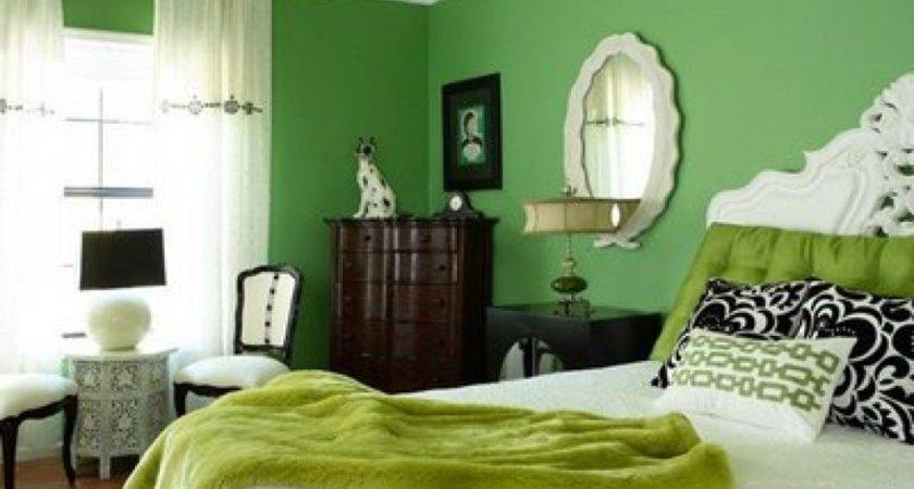 Green Bedroom Ideas Colors Moods