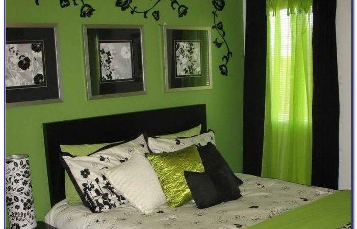 Green Curtains Master Bedroom Home Design