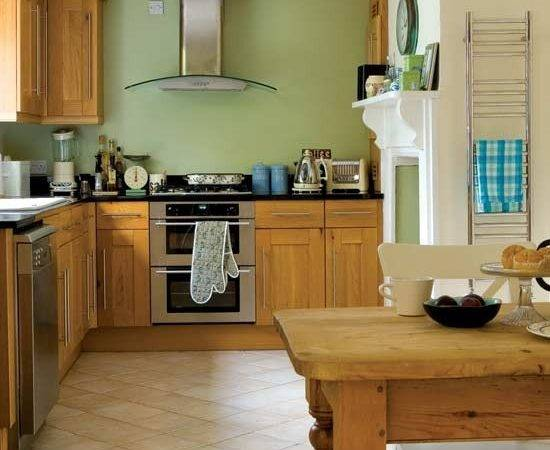 Green Kitchen Walls Exciting Furniture Style