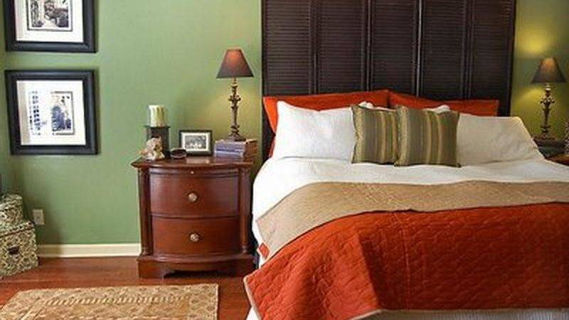 Green Paint Colors Bedrooms Your Dream Home