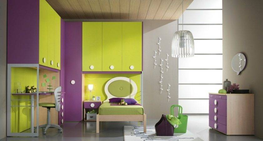 Green Purple Decorating Ideas Living Room