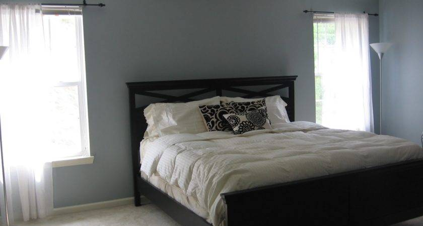 Grey Blue Bedroom Paint Colors Large Beautiful