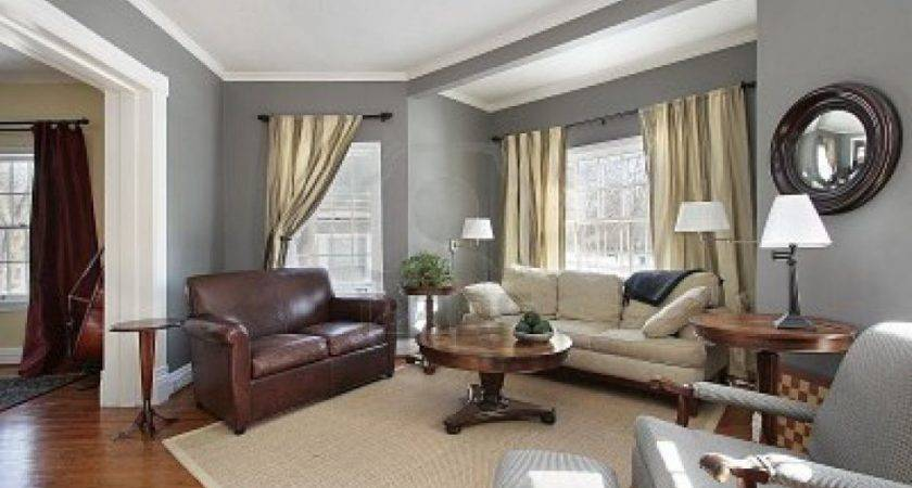 Grey Brown Match Home Decor Color Curtains