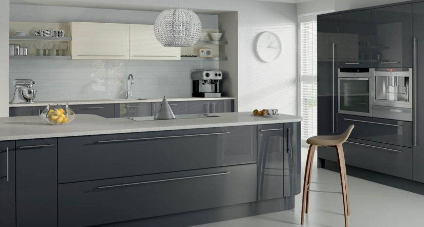 Grey Kitchens Examples Subtle Shades
