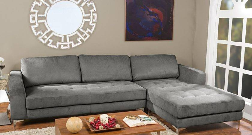 Grey Leather Sectional Living Room Ideas