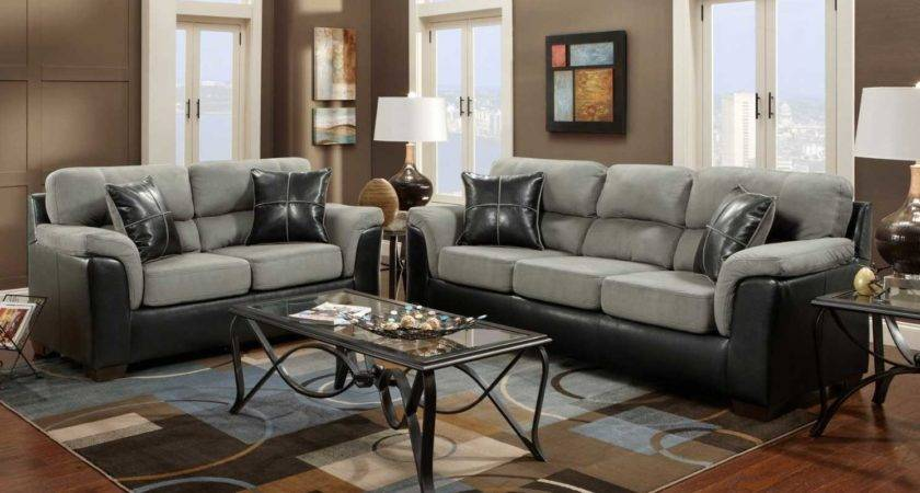 Grey Living Room Furniture Ideas