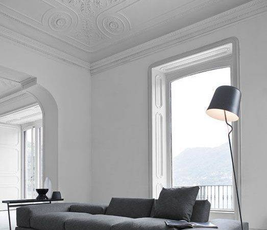 Grey Sofa Interior Design Vibieffe Liv