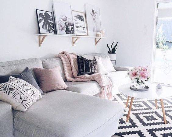 Grey Sofa Minimalist Inspiration Homemaker Life