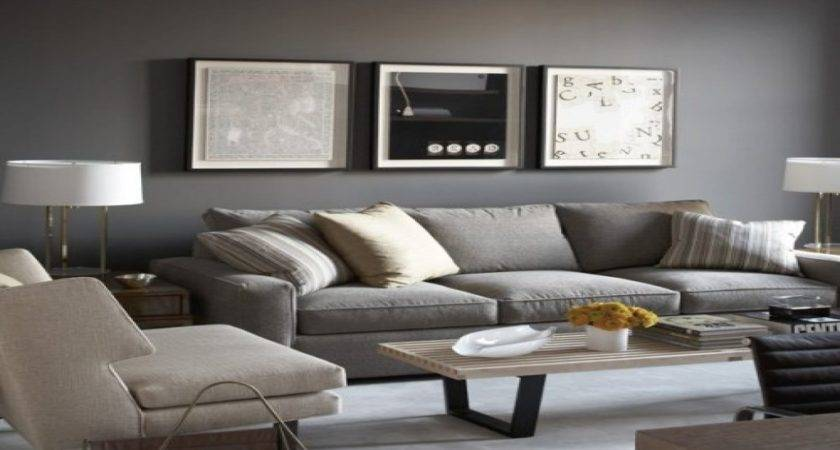 Grey Taupe Living Room