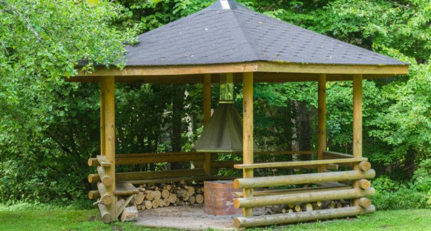 Grill Gazebo Ideas Fire Your Summer Barbecues
