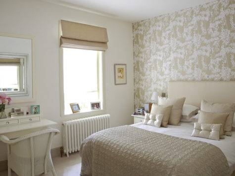 Guest Bedroom Shabby Chic Style Dublin