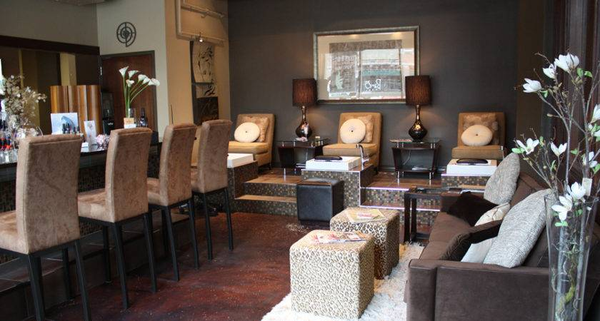 Guests Can Enjoy Modern Chic Atmosphere