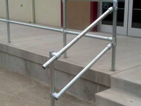 Guide Build Pipe Fitting Handrail Simplified