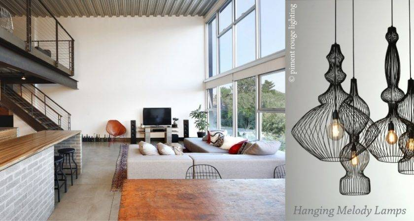 Hanging Lamps Your Loft Living