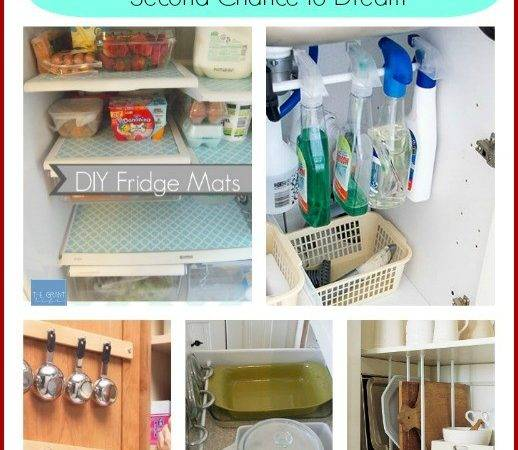 Has Great Ideas Small Space Living Diy Spice