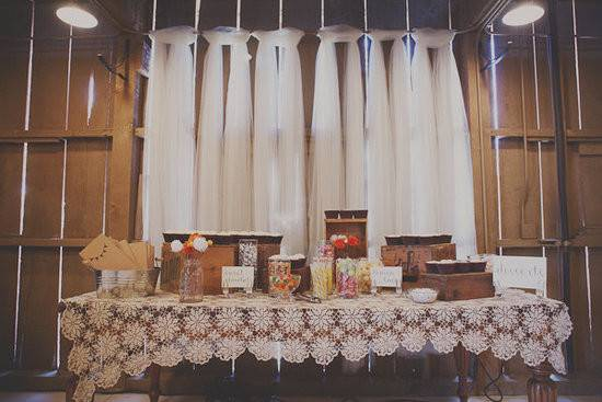 Here Few More Ideas Adding Tulle Your Wedding