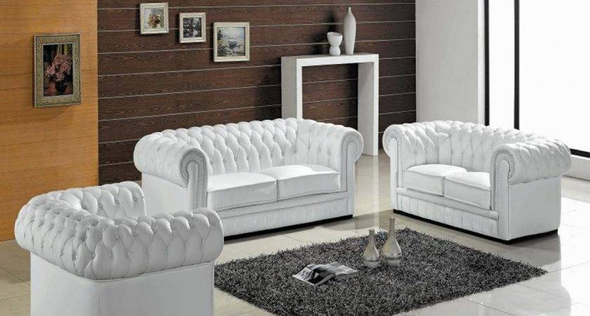 High End Living Room Furniture Black