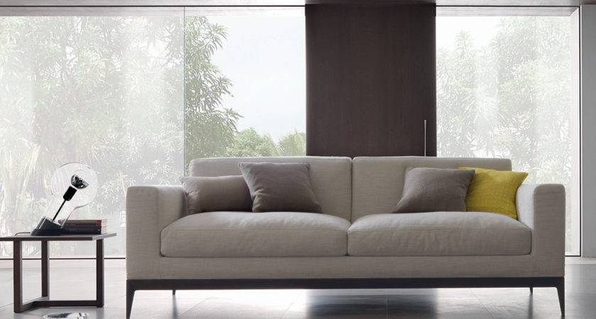 High End Sofas Good Leather Sectional
