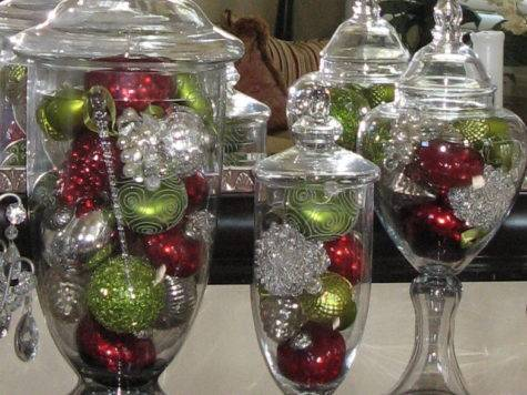 Holiday Fillers Apothecary Jars Lori Favorite