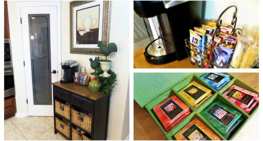 Home Coffee Station Youtube