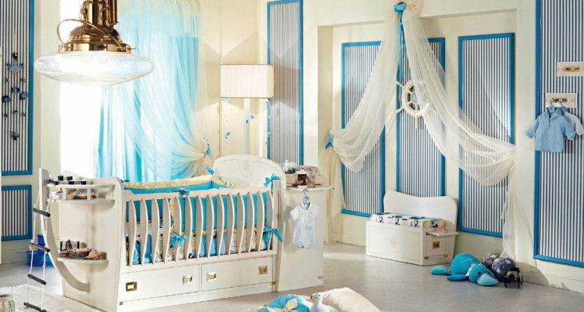 Home Decor Trends Nautical Kids Room