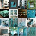 Home Decorista Turquoise Decorations