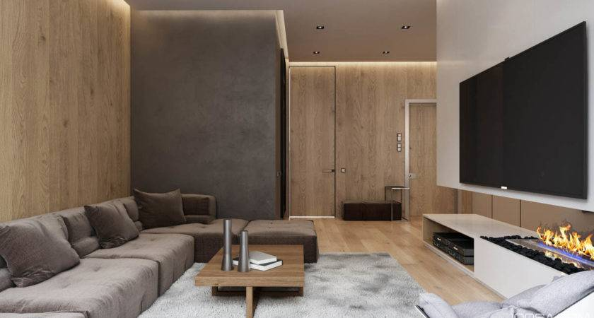 Home Design Under Square Meters Examples