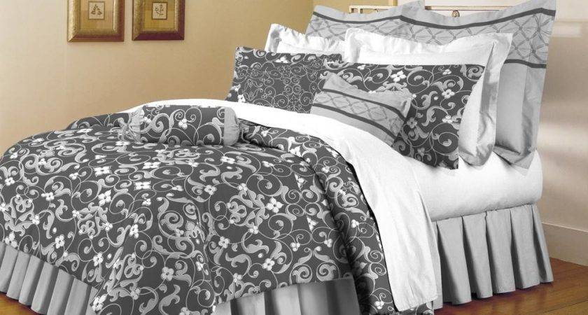 Home Dynamix Classic Trends Gray Piece Queen