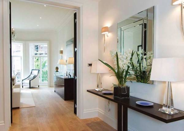 Home Furniture Decoration Decorating Small Entryways
