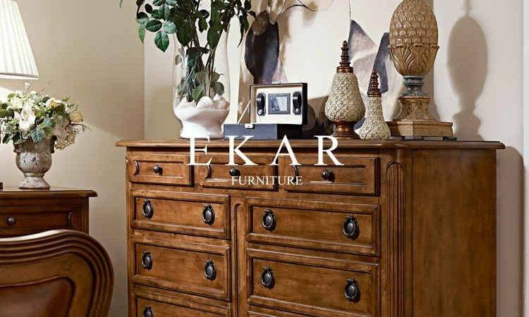 Home Goods Dresser Country Style Vanity Table Modular