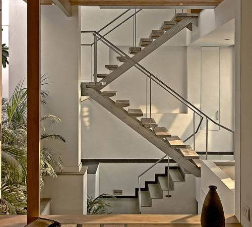 Home Wall Decoration Modern Homes Stairs Designs Ideas