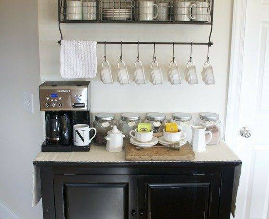Hopes Dreams Project Plans Kitchen Island Coffee Bar