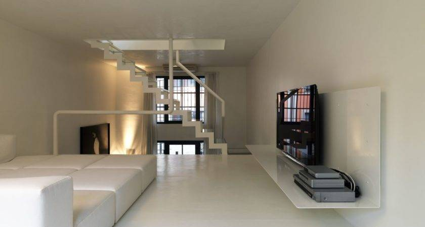 House Decoration Minimalist Loft Decosee