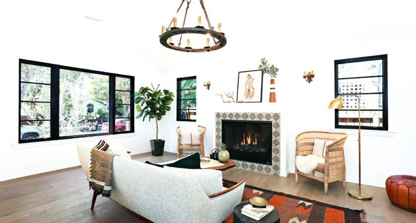 House Tour California Spanish Bungalow Cococozy