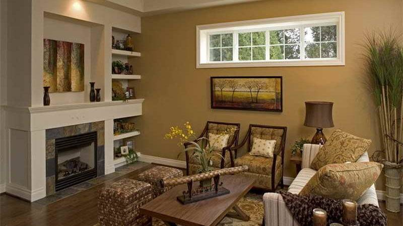 Ideas Camel Paint Color Interior Living