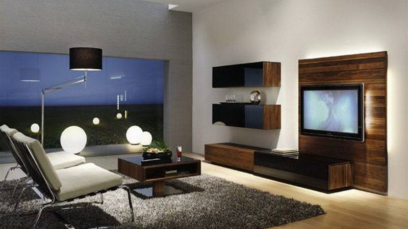 Ideas Furniture Small Living Room Modern House