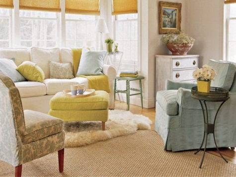 Ideas Inexpensive Living Room Decorating