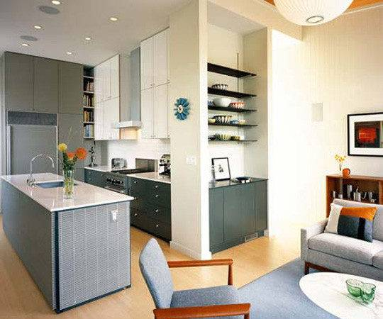 Ideas Keep Kitchen Living Room Together