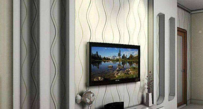 Ideas Living Room Feature Wall Dgmagnets