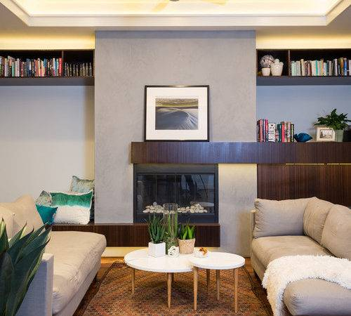 Ideas Relaxing Best Living Room Decorating